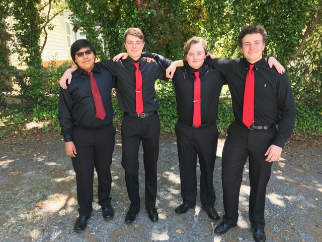Superior Ratings for 10 Pinecrest band students