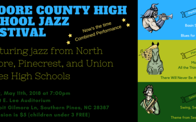 Moore County High School Jazz Festival